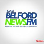 Logo da emissora Rádio Belford News FM