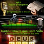 Logo da emissora Rádio Palavra Que Gera Vida