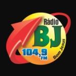 Logo da emissora Rádio Bom Jesus 104.9 FM