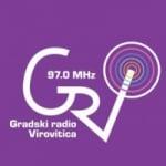 Logo da emissora Gradski Radio Virovitica 97.0 FM