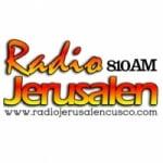 Logo da emissora Radio Jerusalén 810 AM