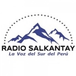 Logo da emissora Radio Salkantay 1080 AM 92.7 FM