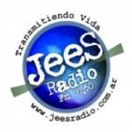 Logo da emissora Jees Radio 92.5 FM