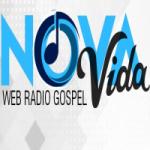 Logo da emissora Nova Vida Web Rádio Gospel