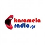 Logo da emissora Karamela Radio