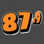 Logo da emissora Rádio Bonita 87.9 FM
