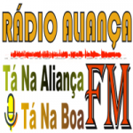 Logo da emissora Rádio Aliança FM