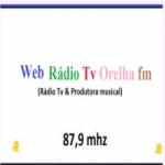 Logo da emissora Web Rádio Tv Orelha FM