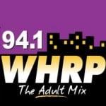 Logo da emissora WHRP 94.1 FM