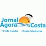 Logo da emissora Rádio Jornal Agora Na Costa FM