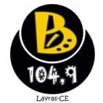 Logo da emissora Rádio Boqueirão 104.9 FM