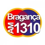 Logo da emissora Rádio Bragança 1310 AM