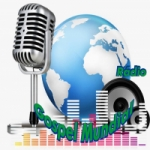 Logo da emissora Rádio Web Gospel Mundial