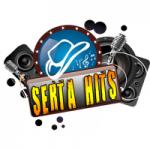 Logo da emissora Rádio Serta Hits