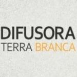 Logo da emissora Rádio Difusora Terra Branca Bauru