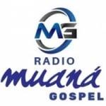 Logo da emissora Rádio Muaná Gospel