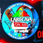 Logo da emissora Rádio Red Bacan Larecaja