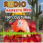Logo da emissora Rádio Agreste Web