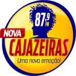 Logo da emissora Rádio Nova Cajazeiras FM