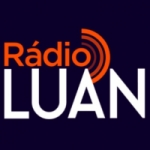Logo da emissora Rádio Luan