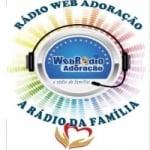 Logo da emissora Rádio Adoração