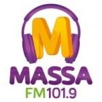 Logo da emissora Rádio Massa 101.9 FM