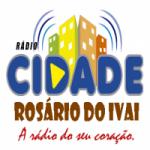 Logo da emissora Rádio Cidade Rosário Do Ivai