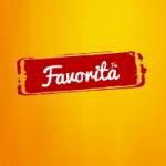 Logo da emissora Rádio Favorita FM