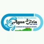 Logo da emissora Rádio Água Fria 104.9 FM