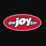 Logo da emissora WIZB The Joy 94.3 FM 96.1 FM