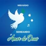 Logo da emissora Rádio Semeando O Amor de Deus