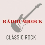 Logo da emissora Rádio MRock