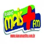 Logo da emissora Rádio Viana Mais FM
