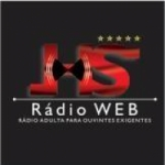Logo da emissora Rádio Hs