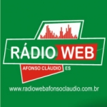 Logo da emissora Rádio Web Afonso Cláudio