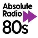Logo da emissora Radio Absolute 80s DAB