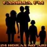 Logo da emissora Rádio Família FM