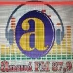 Logo da emissora Rádio Anauá FM