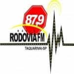 Logo da emissora Rádio Rodovia Fm 87