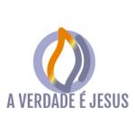 Logo da emissora A Verdade é Jesus