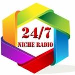 Logo da emissora Niche Radio Psychedelic Rock