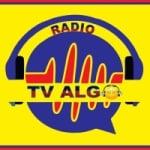 Logo da emissora Rádio Tv Algo