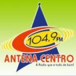 Logo da emissora Rádio Antena Centro 104.9 FM