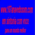 Logo da emissora Rádio A Nave Do Som