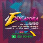 Logo da emissora Rádio Educadora Online