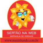 Logo da emissora Rádio Sertão Na Web