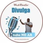 Logo da emissora Web Rádio Divulga