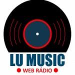 Logo da emissora Rádio Lu Music