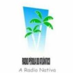 Logo da emissora Rádio Pérola do Atlântico