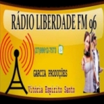 Logo da emissora Rádio Liberdade FM 96